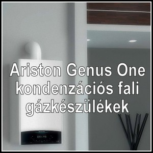 Ariston Genus One kondenzacios kazan